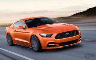 Ford представил новое поколение Mustang