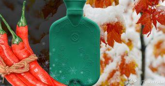 Перец Чили игрелка впакете: Способы, которые помогут согреться холодной осенью