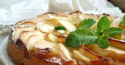 Без духовки изамеса: Яблочный пирог скорицей илимонным соком