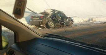 Три человека пострадали в ДТП с грузовиком в Нижегородской области