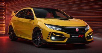 Honda Civic Type R: Обособенностях нового хэтчбека рассказал блогер