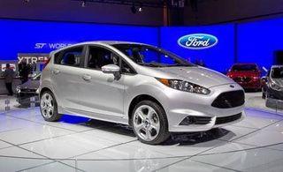 Ford продолжит собирать свою модель Fiesta в Германии
