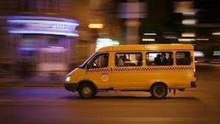 В ДТП с маршрутным такси в Калининском районе никто не пострадал