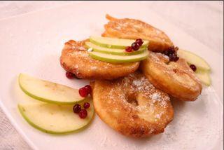 Фото: Яблочные пончики/Источник: Яндекс коллекции
