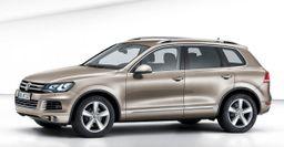 Блогер о Volkswagen Touareg: «Одним словом – типичный немец»