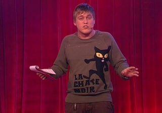 Александр Незлобин насцене Comedy Club / Фото: