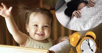 Солнце, шум и еще две причины детского подъема в пять утра назвали консультанты по сну