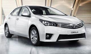 Самым популярным в мире авто стала Toyota Corolla