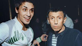 Фото: Дима Билан и Юрий Айзеншпис, test.gazeta.ru