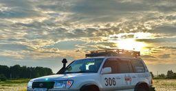 Подготовлен к «спячке»: Проект «Медведь» на базе Toyota Land Cruiser 100 выставлен на продажу