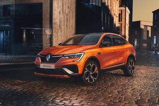 Фото: Renault Arkana, источник: Renault