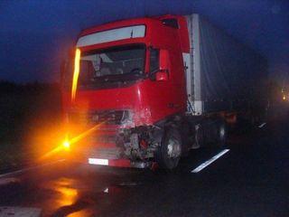 В Подмосковье в ДТП с грузовиком погиб 3-летний ребенок