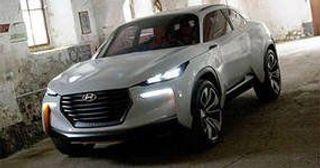 В Женеве представлен автомобиль будущего - Hyundai Intrado
