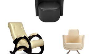 Кресло – важная часть интерьера
