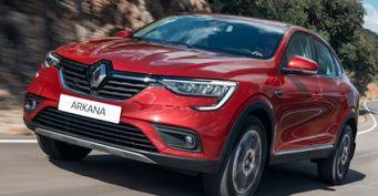 Лайфхак отдилера для Renault Arkana: Автоэлектрик рассказал, как убрать «гирлянду» наприборке
