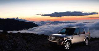 Land Rover Range Rover IV, источник: Range Rover