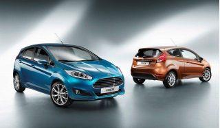 В следующем году в Татарстане начнут производить Ford Fiesta