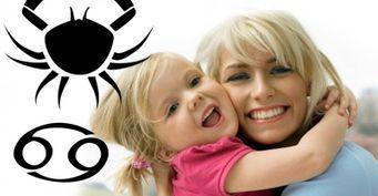 Главные качества Рака. Хороший родитель и чувствительная натура