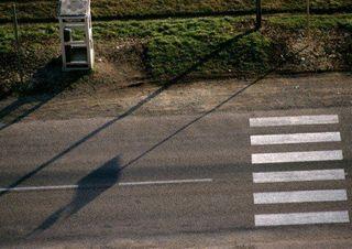В Волжском районе иномарка насмерть сбила женщину на пешеходном переходе