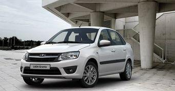 «АвтоВАЗ» тестирует обновленный седан LADA Granta