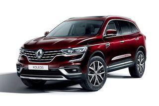 Фото: Renault Koleos 2020, источник: Renault