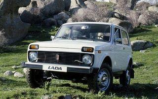 LADA 4x4 была снята с производства в Казахстане