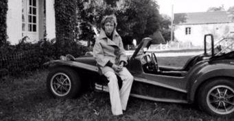 Любимый спорткар Франсуазы Саган продадут на аукционе