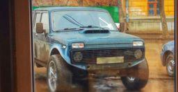 «АвтоВАЗу должно быть стыдно»: Сеть восхищается тюнингом LADA 4x4, превращенной в пикап