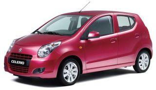 В Таиланде будут выпускать Suzuki Celerio для Европы