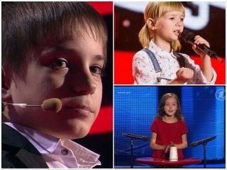 Они уже не такие малыши. Источник изображений: 1tv.ru