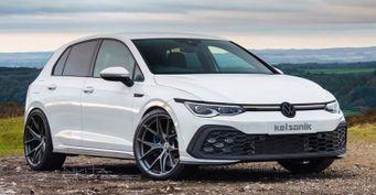 Больше непухлый: Дизайнер показал посвежевший Volkswagen Golf