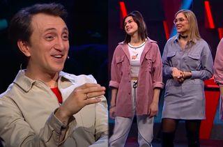 Девочки мило улыбались Дорохову, иэто помогло имполучить больше баллов