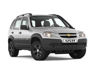 Фото: Chevrolet Niva, источник: Infocar