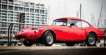 На аукционе eBay выставлен спорткар Sabra GT 1964 года выпуска