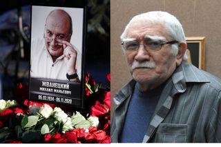 Два великих артиста. Одному для могилы было готововсё. Другому— пока ничего. Почему? Фото: gazeta.ru, eg.ru