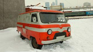 Редкий УАЗ-3801. Фото: carsweek