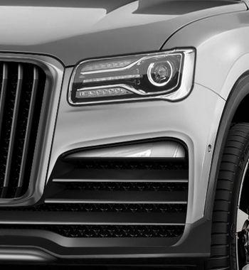 Rolls-Royce «для бедных»: Новый УАЗ-3170 Premium показан напервых рендерах