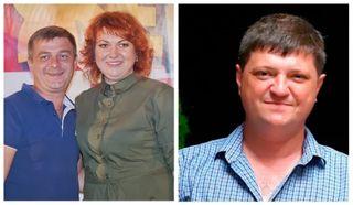 Ольга и Виталий Картунковы более 17 лет вместе. Фотоколлаж: Александра Майская, Покатим. ру