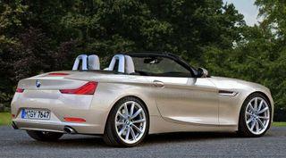 Родстер BMW Z2 придется ждать ждать до 2017 года