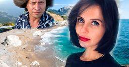 Карпович засветила неспортивную фигуру на отдыхе с Прилучным