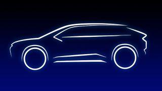 Тизер нового кросса от Toyota. Источник: Toyota