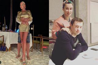 Личная жизнь Канделаки и Волочковой влияет на внешний вид