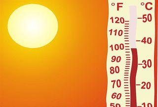 Прогнозируется, что лето 2014 будет аномально жарким
