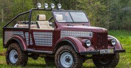 Таким «старичкам» позавидует любой современник: ТОП-5 доработок ГАЗ-69, выполненных «своими руками»