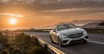 Высокий спрос на кроссоверы может сказаться на продажах купе Mercedes-Benz