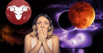 Из Овна вытащит наружу страхи и гнев Черная Луна с Марсом – астролог Урусэль
