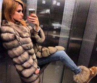 Телеведущая Ксения Бородина выпустила собственную коллекцию одежды