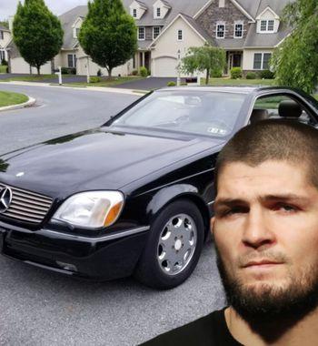 Купил Хабибу «кабана» вподарок: Покупка Mercedes Нурмагомедову «вышла боком», объясняет блогер
