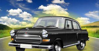 Пока автомобилисты нашли «Волгу» 1957 года, «Красотку» на базе Lexus GS300 могут продать за 800 тысяч