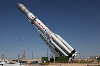 На Байконуре возобновили работу по подготовке запуска ракеты «Протон»